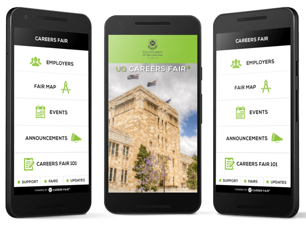 UQ Careers Fair App