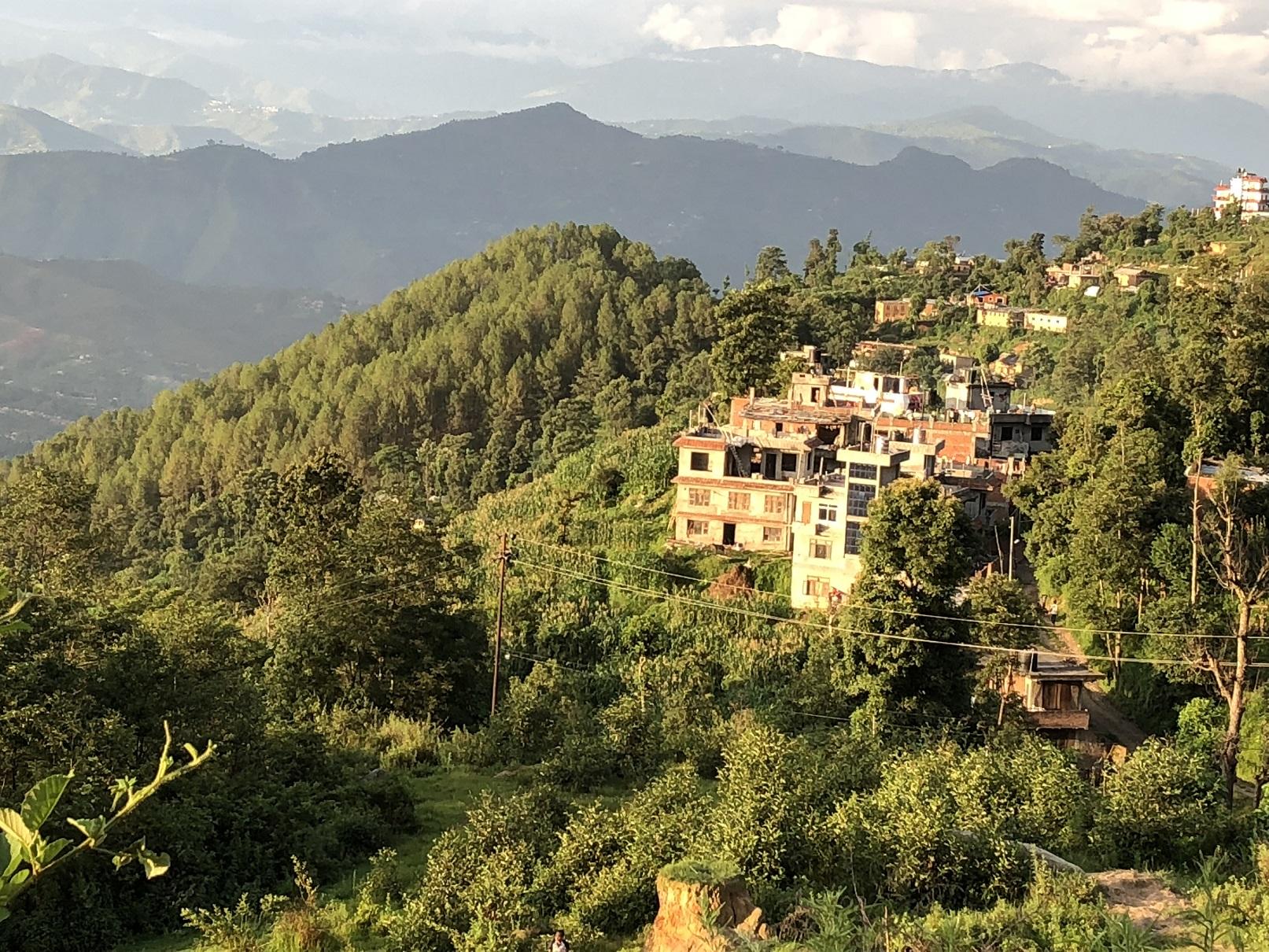 Michaela - Challenges Abroad Nepal Sustainability Challenge