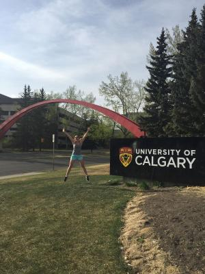 Madeleine - University of Calgary