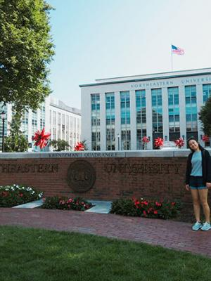 Yun-Chen - Northeastern University