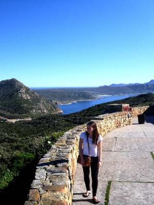 Brittany - University of Cape Town