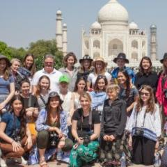 UQ students lengthen their strides into the Indo-Pacific