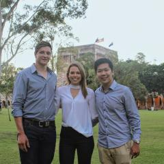 Westpac scholars are Asia bound
