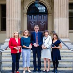UQ celebrates teaching excellence