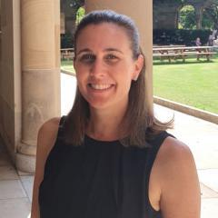 Ms Sarah Campbell